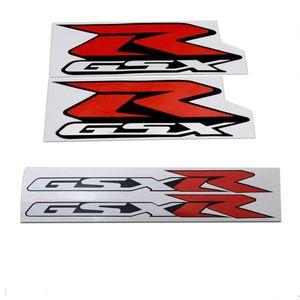 Décalque d'autocollant emblème de carénage de moto pour Suzuki GSXR600 GSXR750 GSXR1000 GSX1300R