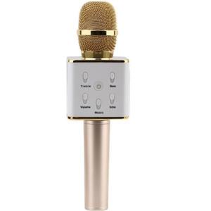 Wireless Karaoke-Mikrofon mit Lautsprecher Pro 3-in-1 Protable Bluetooth KTV Karaoke-Maschine für Smartphone Geschenke für Kinder Geburtstag Home KTV