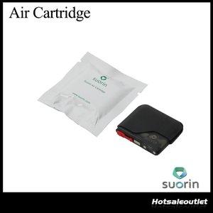 Autêntica Suorin Air Cartridge 2 ml para Suorin Air Kit 1 Vaping Engrenagem Tamanho Portátil eCigarette Acessórios 100% Original