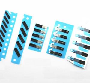Клеящие наушники для наушников с антибликовым покрытием для iPhone SE 4 4S 5 5S 5C 6 7 6S 8 Plus Пылезащитная сетка для наушников