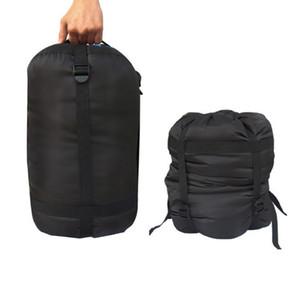 Compression étanche Stuff Sac Sac Léger Camping En Plein Air Sac De Couchage Paquet De Stockage Pour Voyage Randonnée 43 * 23 * 23cm