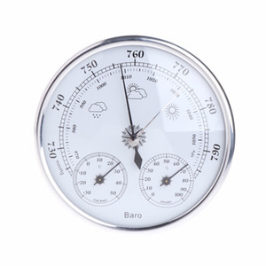 High quality Household Weather Station Barometer Thermometer Hygrometer Wall Hanging