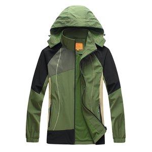 Le manteau d'hiver épais veste manteau de coton-rembourré vêtements hommes trench-coat en laine laine coupe-vent et imperméable