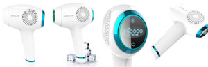 2018 Tragbarer Haarentferner ICE COOL IPL Laser Home Pulsiertes Licht und Einfache Schmerzlose Dauerhafte Haarentferner Schönheit