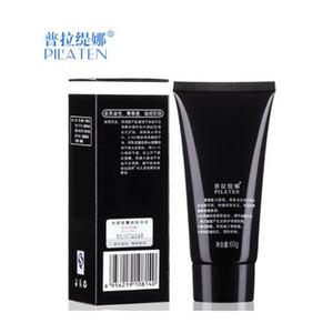 2019 Hot PILATEN mascarilla removedor de la espinilla limpieza profunda purificante tratamiento para el acné lodo barro negro