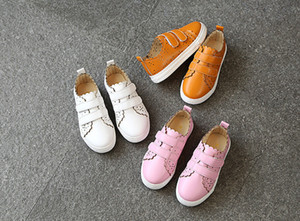 Children Girls 2018 New Fashion Casual Shoes for 1-7 Years Slip On Flat Shoes for Kids Tassels Baby Girl Shoes