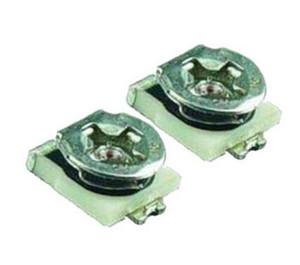 100 PCS 3 * 3 3 * 3 3x3 5 K ohm EVM3ESX50B53 remendo potenciômetro ajustável 3X3 MM (2.2K 3.3 K 10 K 20 K 22 K 100 K