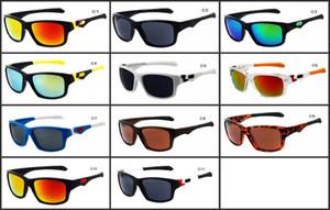 FAST GRATUIT sports spectacles Vélo Verre 11 couleurs grandes lunettes de soleil sports cyclisme lunettes de soleil mode éblouir couleur miroirs
