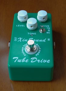 Pro Vintage FS-919 three mode switch - Super Tubescreamer / Clean Boost / Marshall Crunch Tube Screamer Overdrive and True Bypass by XinSound