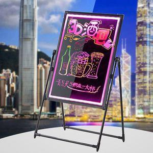 Leuchtstoff-LED-Schreibenseberanzeige LED-Zeichenbrett DIY der Entwurf für unterrichten Kinderhotelrestaurant-Speicherförderung