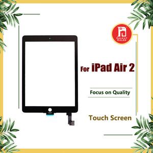 Ersatzbildschirm für ipad 6 für ipad air 2 air2 touchscreen digitizer touch glasfront äußere glasscheibe ersatz für ipad