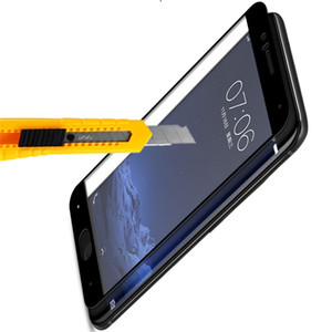 Углеродного волокна 3D закаленное стекло полное покрытие 9Н премиум-Экран протектор гвардии пленка для Xiaomi Редми Примечание 5 плюс 6 про 6а 5а 4А 4х У1 премьер-С2