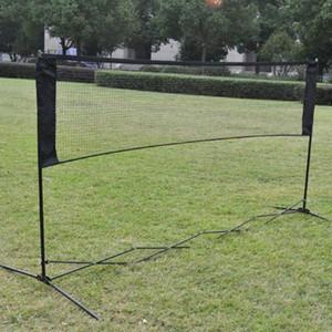 Профессиональная подготовка квадратная сетка стандартная бадминтонная сетка спортивная сеть для бадминтона на открытом воздухе теннис чистая замена