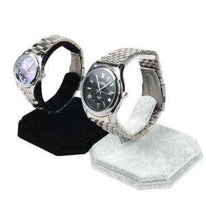 5PCS / 많은 벨벳 C 형 디자인 보석 팔찌 팔찌 시계 디스플레이 랙 스탠드 홀더 신제품