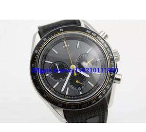 Montres de gros - 39.Luxe Quartz Watch Men Grey Dial Montre Ocean Ocean Steel Band Montre de sport Montre Homme