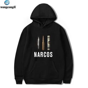 Narcos Pablo Escobar Hoodies Men Spring Autumn Fashion  Clothing Hoodie Fleece Pullover Sweatshirt Narcos Pablo Escobar