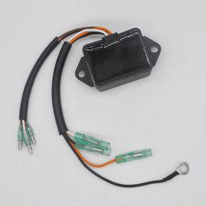 CDI Zündungssteuermodul COIL Electronic Power Pack für Yamaha 9.9HP 15HP 20HP 25HP Außenborder 2-Takt Motoren 695-85540-10