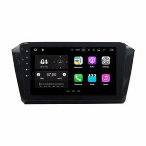 """Dört Çekirdekli 10.1 """"Android 7.1 VW Volkswagen Magotan için Araba DVD Oynatıcı 2016 2017 2 GB RAM Radyo GPS WIFI Ile Bluetooth 16 GB ROM"""