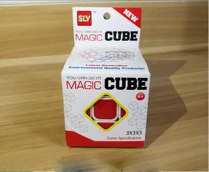 20pcs / Magic Cube 전문 속도 퍼즐 큐브 트위스트 완구 3x3 고전적인 퍼즐 마술 완구 교육 완구 고품질의 ABS Environmetal