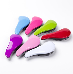 Magic Detangling Handle Hair Brush Comb Salon Styling Tool Tangle Shower Hair Comb TT Hair Brush