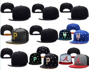 Snapbacks di baseball di Snapbacks di baseball delle donne degli uomini caldi di vendita tutti i team cappelli di football americano Cappelli hip-hop degli sport del cappello piano di sport degli uomini Migliaia di stili