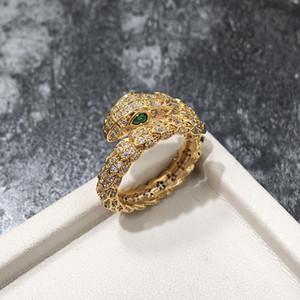 2018 Mode Serpent Anneaux Dame Anneau Conception De Mode Long Finger Jewelry Haute Qualité Serpent Forme Anneau pour les Femmes Fête