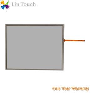 Используется новый N010-0554-X126-101TWB HMI в Plc сенсорный экран панели мембраны сенсорного экрана, ремонт сенсорного экрана