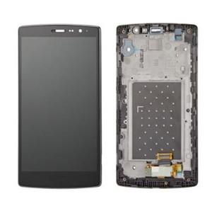 Per LG G4 mini G5 mini LCD nero Touch Screen Digitizer con cornice