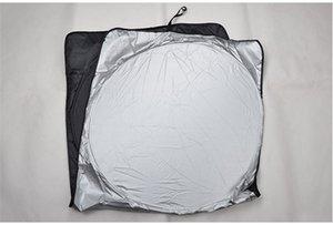 Protection solaire anti-neige de voiture multifonctionnelle couvre six pièces ensemble pare-soleil calorifuge couverture argent enduit tissu parc parc 11gr X