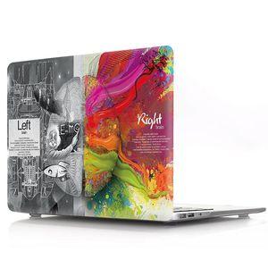 "Macbook New Pro 13 ""Funda 20172016 (A1706 / A1708) Funda de carcasa de goma dura, carcasa de plástico para macbook12"" /15.4 ""pro / air11"