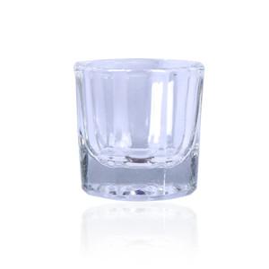 الاكريليك مسمار الفن السائل مسحوق dappen صحن زجاج كريستال كأس الأواني الزجاجية أداة مسمار أدوات الاكريليك مسحوق السائل أطقم شحن مجاني