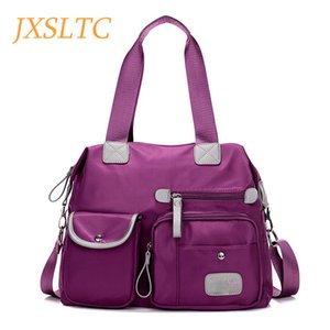 JXSLTC Nylon Waterproof Casual Women Messenger Bags Fashion Women Crossbody Bags High Quality Designer  Shoulder