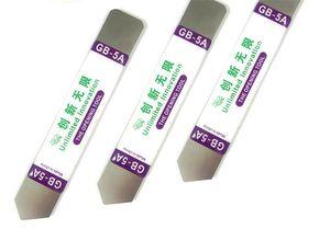 GB-5A en acier inoxydable souple mince Pry ouverture outil en métal Crowbar innovation illimitée outil pour téléphone portable à écran tactile boîtier de réparation
