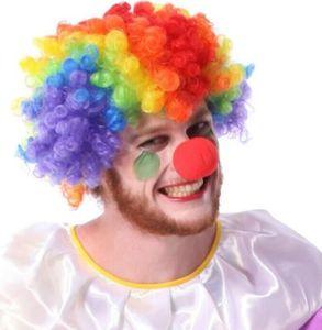 50mm Party Sponge Ball Red Clown Magic Nose For Halloween Party Masquerade Christamas Decori Accessori Decori SN336