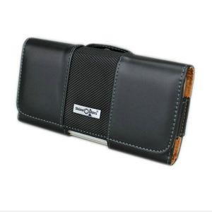 Горизонтальный роскошный кожаный чехол для Iphone X чехол Чехол с зажимом для ремня чехол для Iphone 8/7 / 6s 4 .7-дюймовый