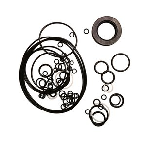 Seal kit K3V63 K3V112DT K3V140 for repair Kawasaki Hydraulic Oil Pump Piston Pump spare parts shaft oil seal
