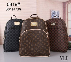 Hot Sell Classic Fashion bags brand designer Women Men Backpack Style Bag Unisex Shoulder Handbags Travel hiking bag #0819