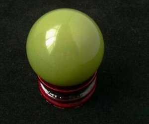 The natural pearl glowball fluorescent stone ball ornaments