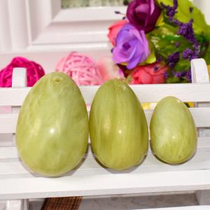 Jade Nephrite Ei Frauen Carving Wa Bälle für Übung Beckenboden Muskeln Vaginal Exercise Geschenke
