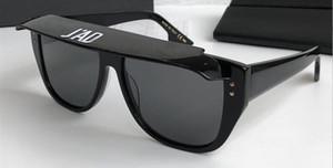 New fashion designer occhiali da sole occhiali rimovibili maschera mascheratura occhiali da vista uv400 lenti di protezione di alta qualità semplice