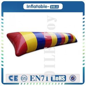 Ücretsiz Kargo 0.9mm PVC 7 m * 3 m Şişme Su Blob Şişme Atlama Yastık Blob Atlama, Satılık su Mancınık Blob