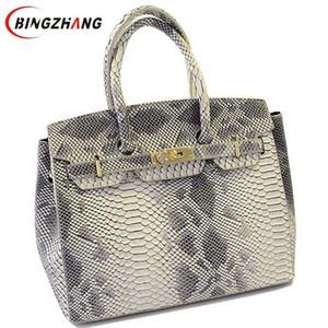 Marque de mode peau de serpent sacs femmes sac à main 2018 nouveaux sacs de messager de femmes de haute qualité Designer sac à bandoulière en cuir L4-788 Y18102303