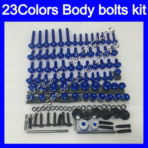 Fairing bolts full screw kit For SUZUKI GSXR1000 13 14 15 16 GSXR 1000 GSX R1000 K9 2013 2014 2015 16 Body Nuts screws nut bolt kit 25Colors