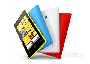 2016 Doğrudan Satış Yeni Varış Toptan Orijinal Nokia Lumia 520 Cep Telefonu Unlocked Gsm Cep Telefonu için Yenilenmiş 30 adet ücretsiz Dhl