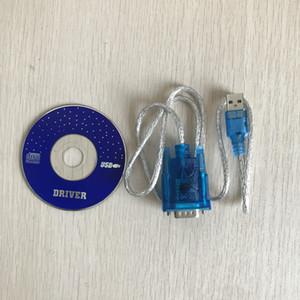 USB إلى DB9 المسلسل RS232 RS 232 محول محول الكابل
