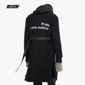 VIISHOW Men's Down Jackets  Men Coat Winter Abrigo Hombre 2018 New Long Coat For Man Jacket Warm Manteau Homme NY2056184