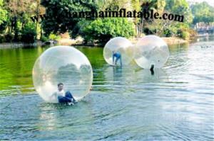 Pallone da passeggio per acqua, Pallone da acqua gigante, Pallone da palla Zorb, Zorb gonfiabile per acqua