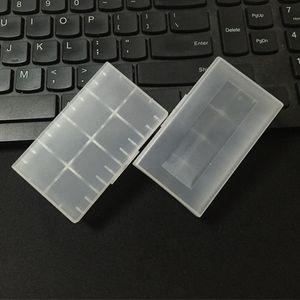 20700 21700 Portable Boîtier En Plastique Sécurité Titulaire De Stockage Réservoir Paquet Piles pour Lithium Ion Chargeur De Batterie Mech Wrap