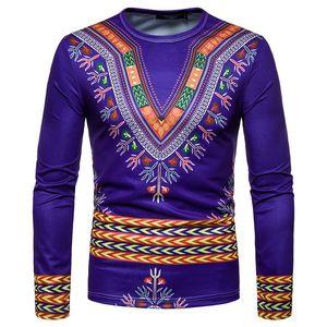 Tshirt Africain Hommes 2018 Brand New Africain Dashiki Traditionnel Dashiki Maxi Homme Chemise Hommes Hip Hop Streetwear Tee Shirt Homme XXL