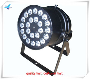 6X Stage lighting 24x10w 4in1 10w rgbw led par light 1 anno di garanzia DJ SlimPAR LED PAR può lavare LighT